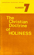 The Christian Doctrine of Holiness