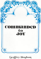 Commanded to Joy