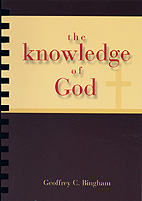 Knowledge of God (The)