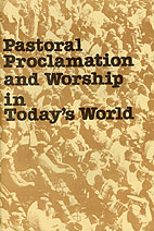 Pastoral Proclamation