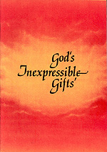 God's Inexpressible Gifts