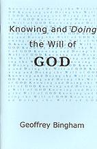 Knowing & Doing the Will of God