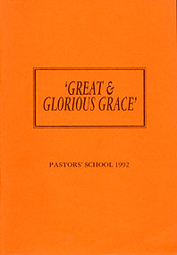 Great & Glorious Grace