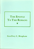 Overview of Epistle to the Romans