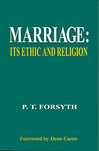Marriage, Its ethics